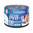 Verbatim DVD-R 6X 4.7Gb Spindle50 43533